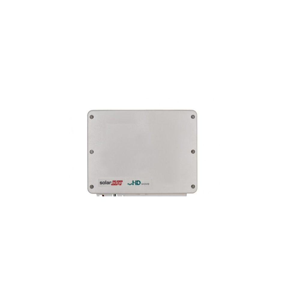 SolarEdge 1PH Wechselrichter, 10,0 kW, HD-Wave-Technologie, mit SetApp-Konfiguration
