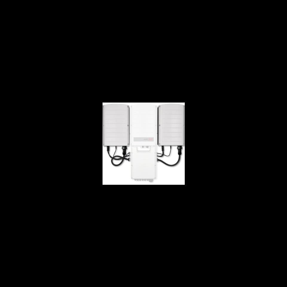 SolarEdge 3PH Wechselrichter, mit Synergie-Technologie, Sekundäre Einheit