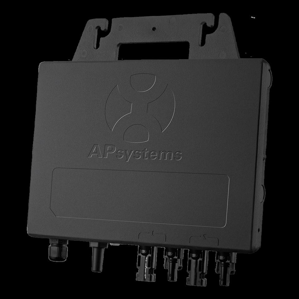 APSystems YC600 Mikro-Wechselrichter um 2 Module zu verbinden | Einphase 230V AC-50Hz | 60/72 Zellen