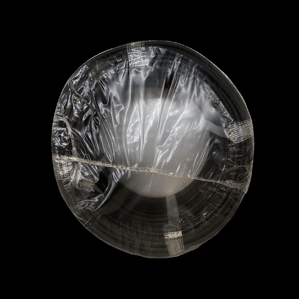 1 × 6,0 mm² H1Z2Z2-K Schwarz DCA – 100 Meter