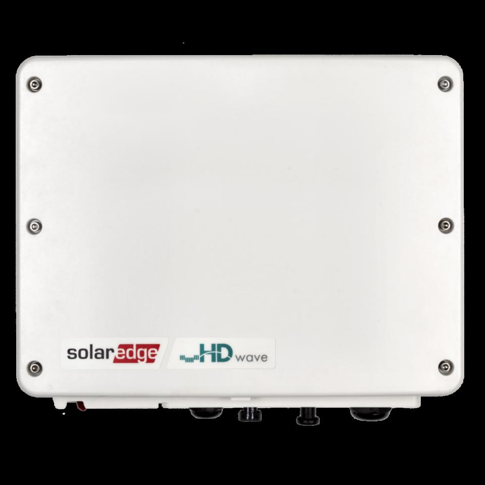SolarEdge 1PH Wechselrichter, 4,0 kW, HD-Wave Technologie, mit SetApp-Konfiguration