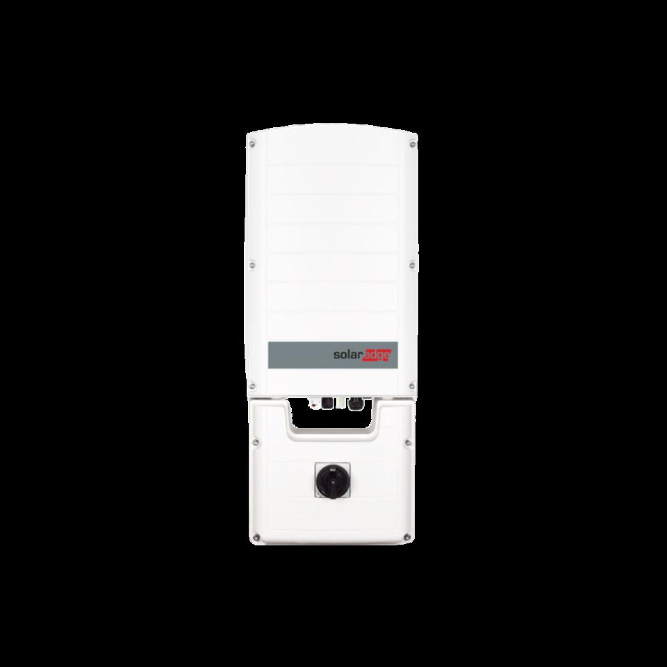 SolarEdge 3PH Inverter, 33,3 kW, MC4, DC safety unit with switch, AC & DC SPD, AC/DC Segregation, with SetApp configuration