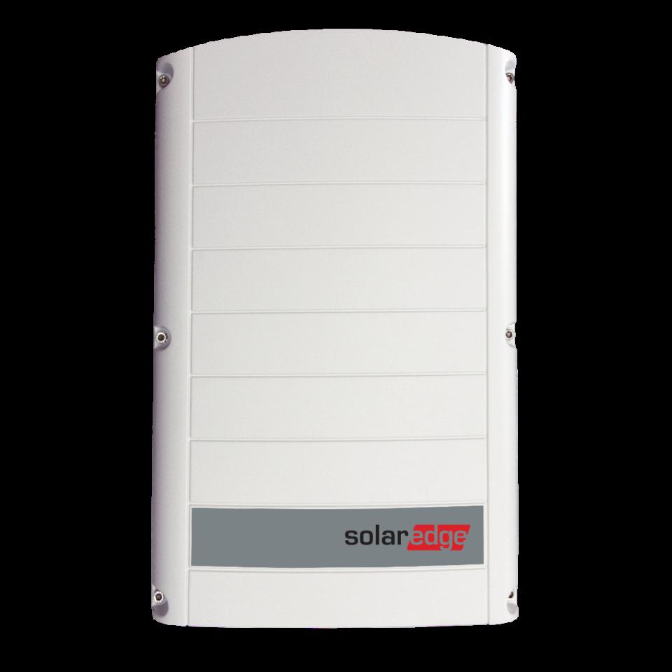 SolarEdge Wechselrichter 3PH, 12,5 kW, mit SetApp-Konfiguration (Plastic cover)
