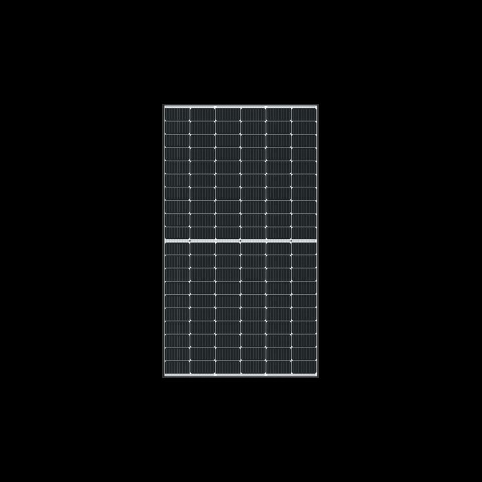 Trina Honey Mono PERC 375 W - Halb-Zellen 1500V (Schwarzer Rahmen)