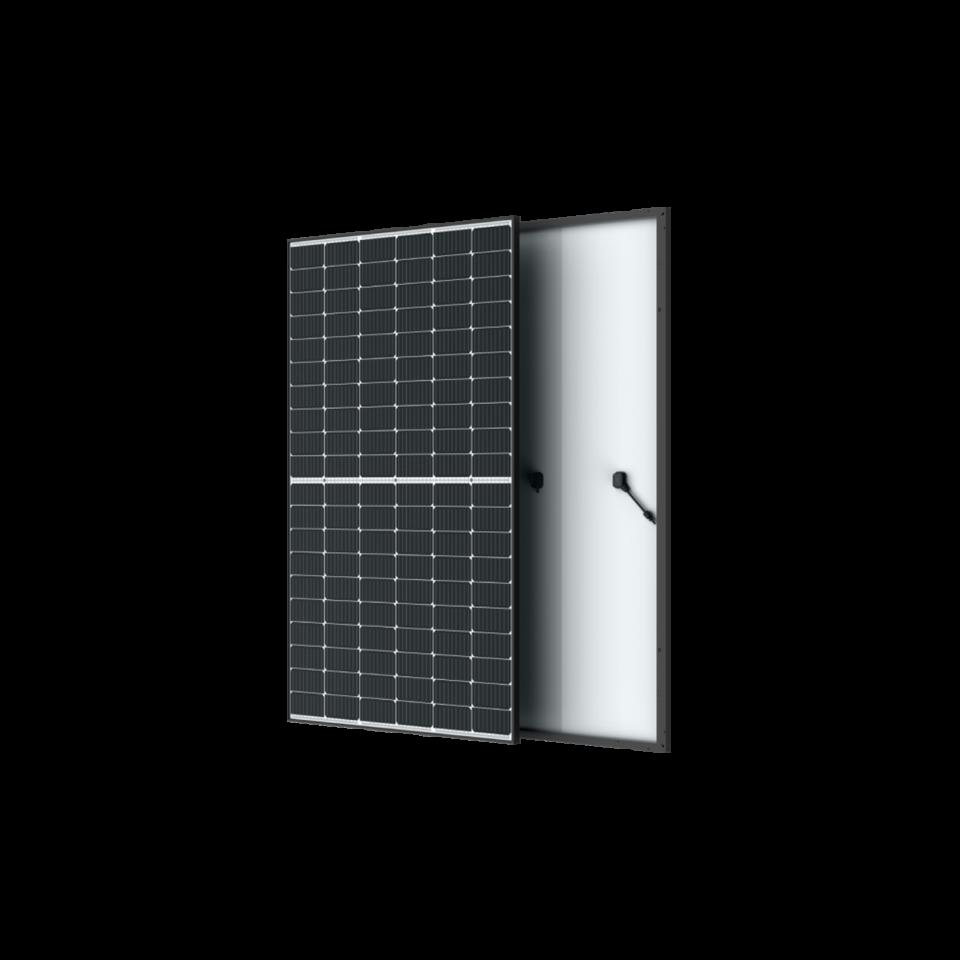 Trina Honey Mono PERC 380 W - Halb-Zellen 1500V (Schwarzer Rahmen)