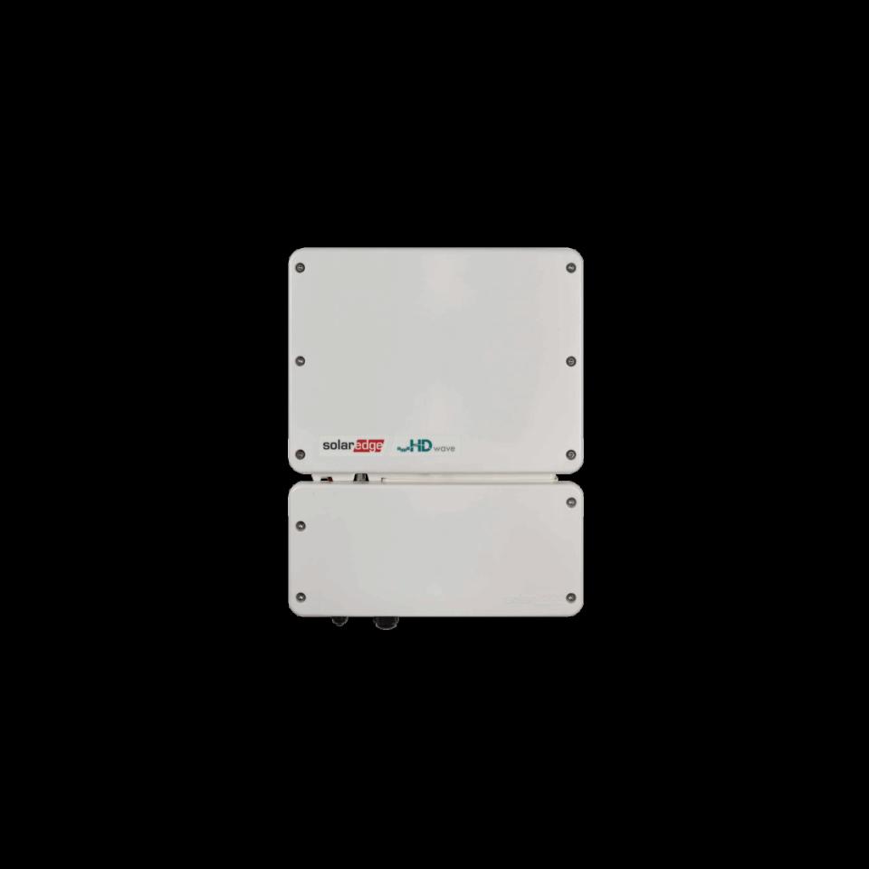 SolarEdge 1PH StorEdge Wechselrichter mit HD-Wave-Technologie, 3,68 kW, mit SetApp-Konfiguration (inklusive integrierter StorEdge-Schnittstelle)
