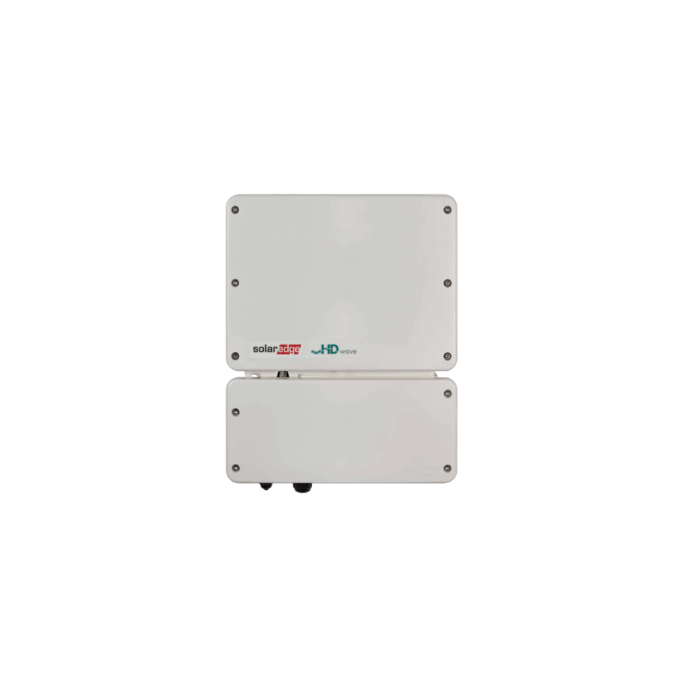 SolarEdge 1PH StorEdge Wechselrichter mit HD-Wave-Technologie, 3,0 kW, mit SetApp-Konfiguration (inklusive integrierter StorEdge-Schnittstelle)