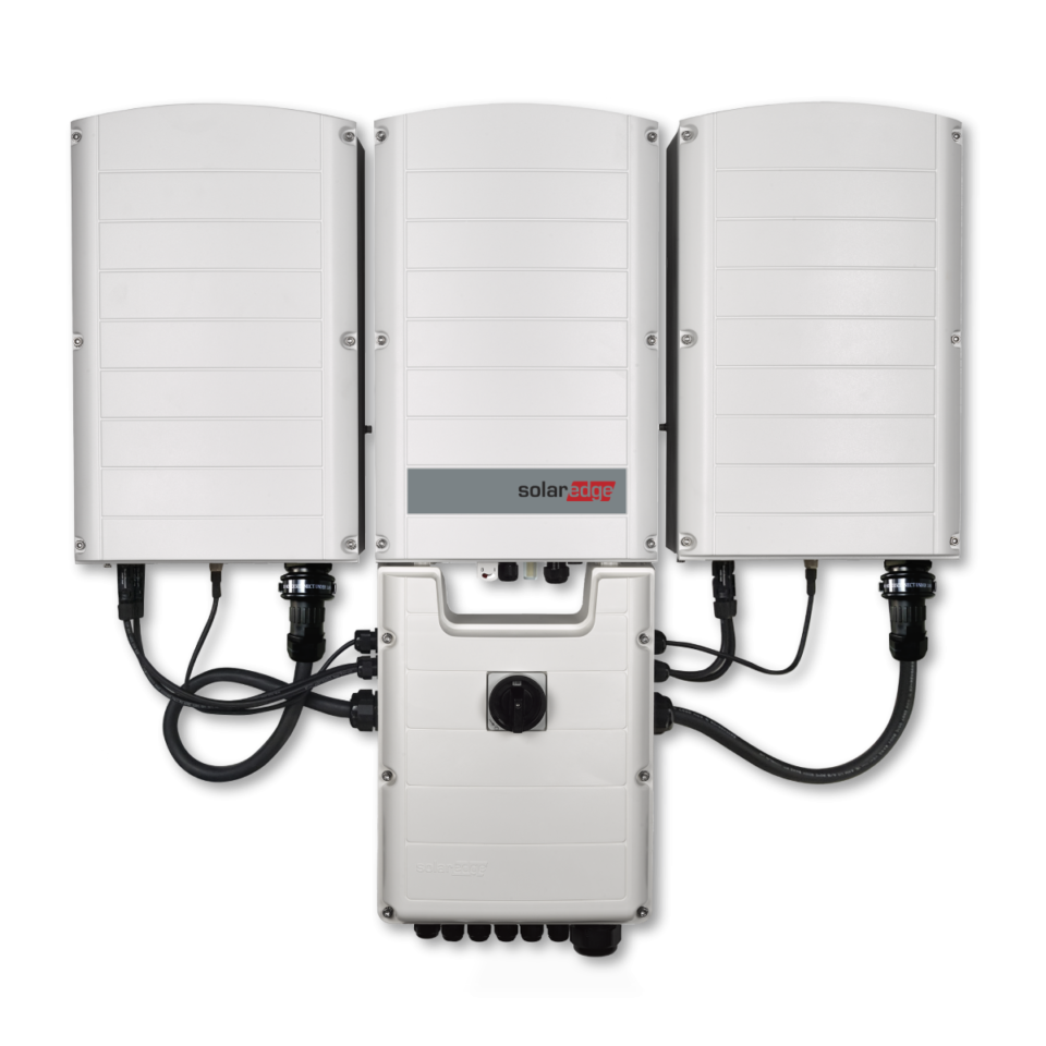 SolarEdge 3PH Wechselrichter, mit Synergietechnologie, 55 kW, MC4
