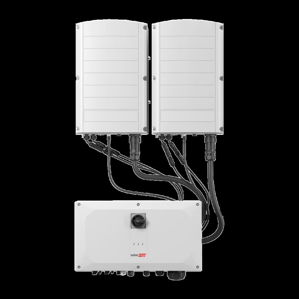 SolarEdge 3PH Wechselrichter, mit Synergietechnologie, 50 kW, MC4