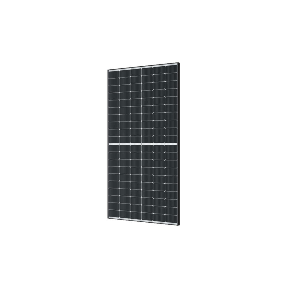 Trina Honey Mono PERC 380 W - Halb-Zellen 1500V (Schwarzer Rahmen) MC4