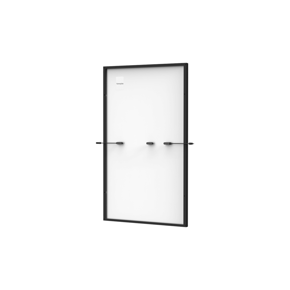 Trina Vertex S Mono PERC 390 W - Komplett Schwarz (Half-Cut 1500V) MC4-K